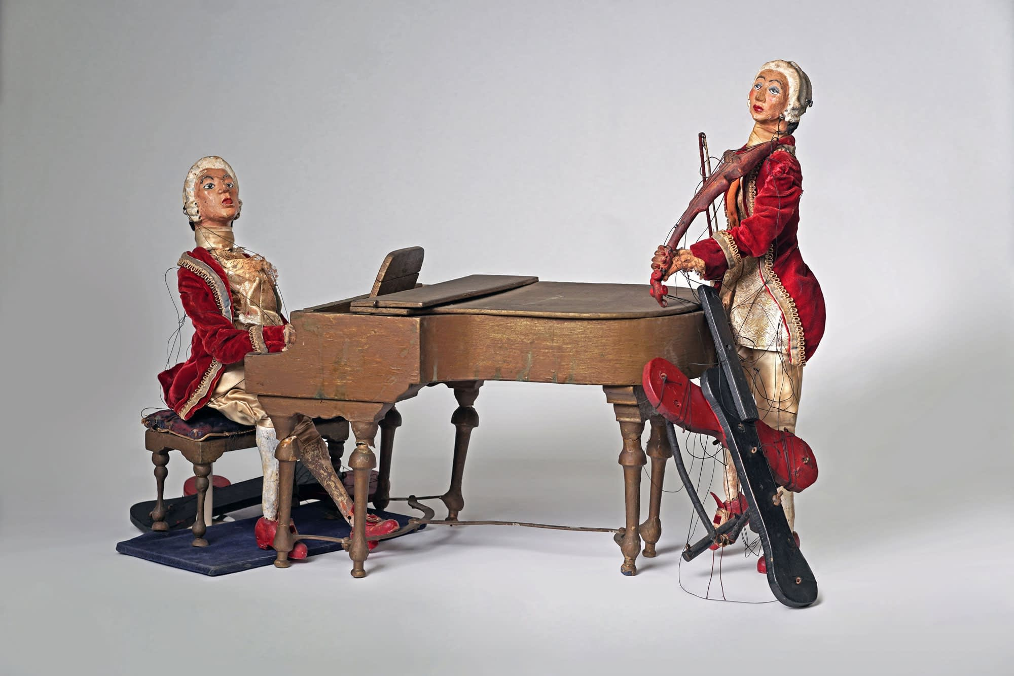 Haydn Trio Violinist & Pianist